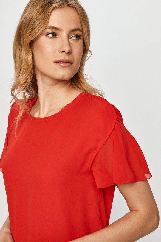 czerwony Pepe Jeans - Bluzka Geovanna