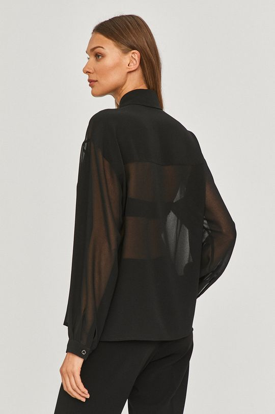 černá Patrizia Pepe - Košile