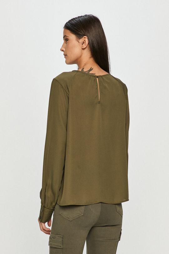 Vero Moda - Bluzka 50 % Poliester, 50 % Poliester z recyklingu