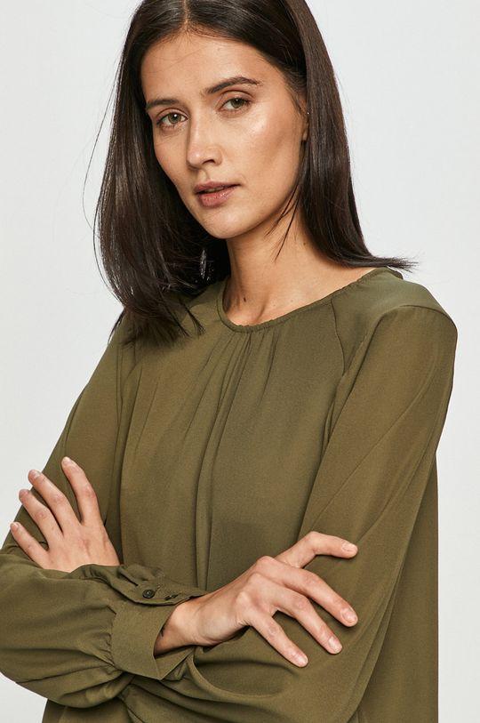 oliwkowy Vero Moda - Bluzka