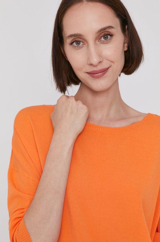 pomarańczowy Mos Mosh - Sweter