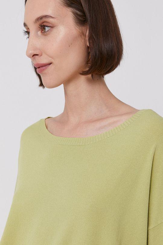 jasny oliwkowy Mos Mosh - Sweter