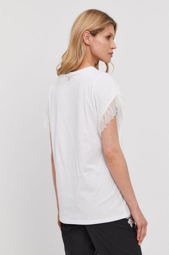 Twinset - T-shirt Materiał 1: 100 % Bawełna, Materiał 2: 100 % Wiskoza, Materiał 3: 100 % Poliamid