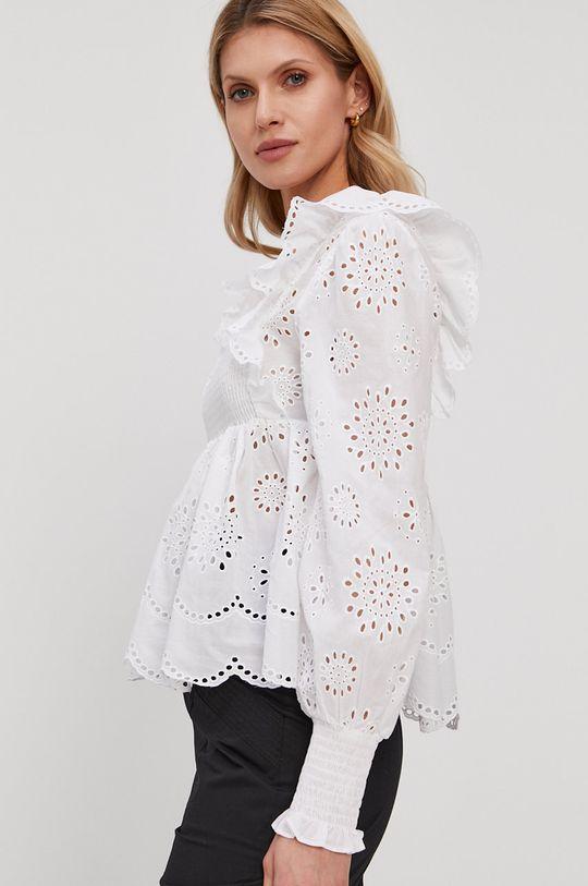 biały Twinset - Bluzka bawełniana