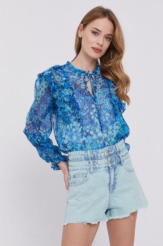 niebieski Twinset - Bluzka