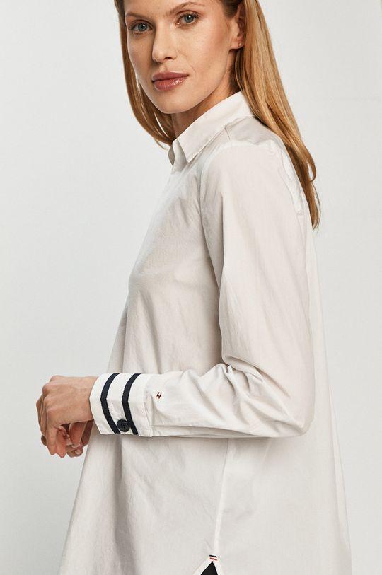 biały Tommy Hilfiger - Bluzka
