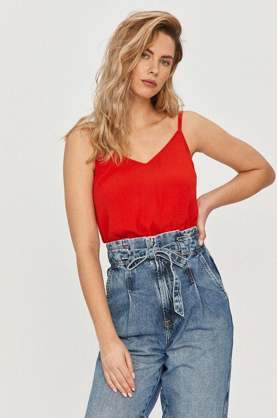 červená Tommy Jeans - Top