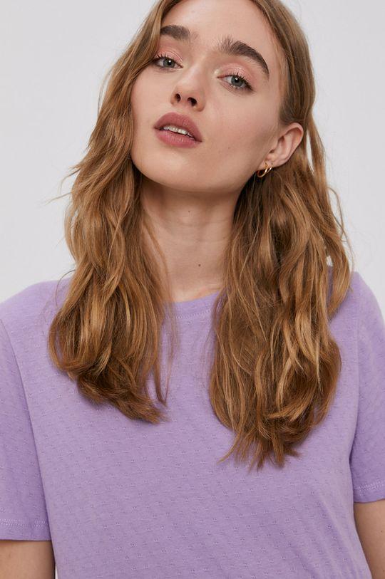 violet Jacqueline de Yong - Tricou