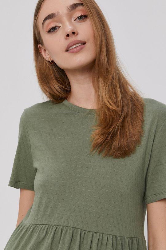 verde Jacqueline de Yong - Tricou