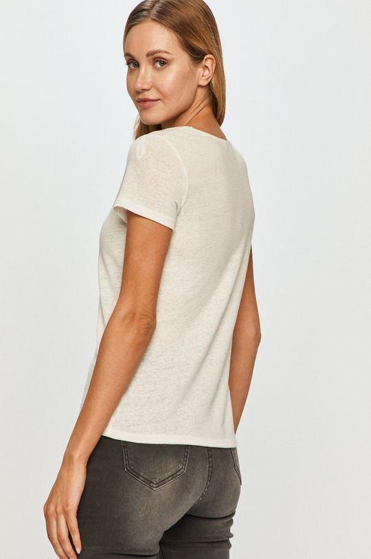 Morgan - Tričko  55% Ľan, 45% Polyester