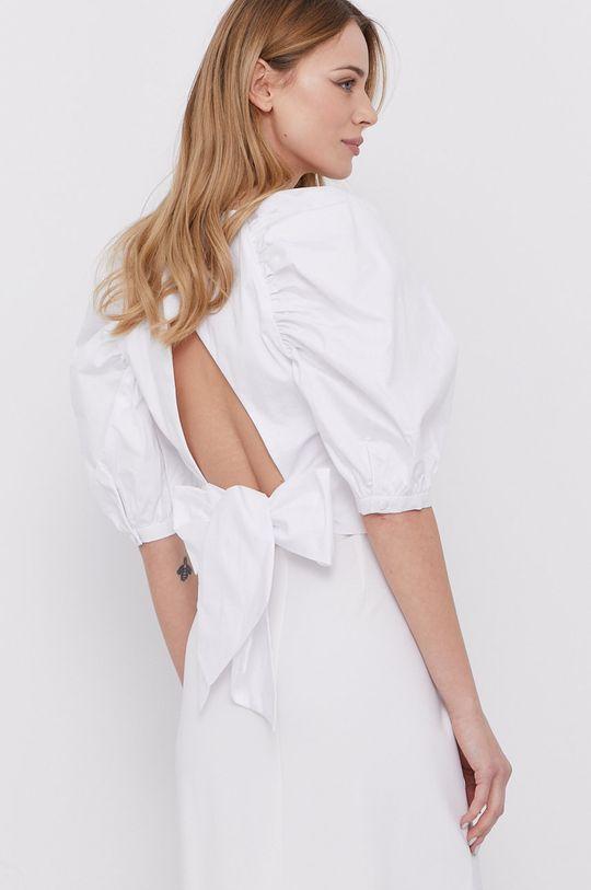 Bardot - Bluzka bawełniana 100 % Bawełna