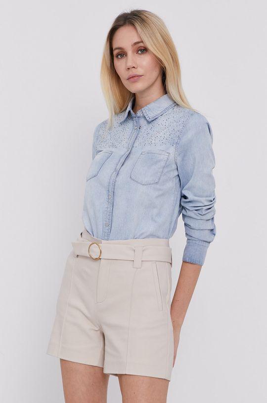 Morgan - Džínová košile  100% Bavlna