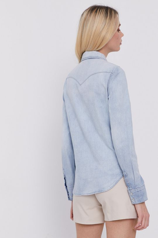 modrá Morgan - Džínová košile