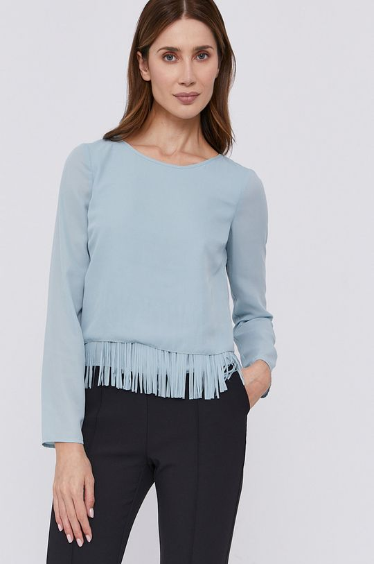 albastru deschis Patrizia Pepe - Bluza De femei