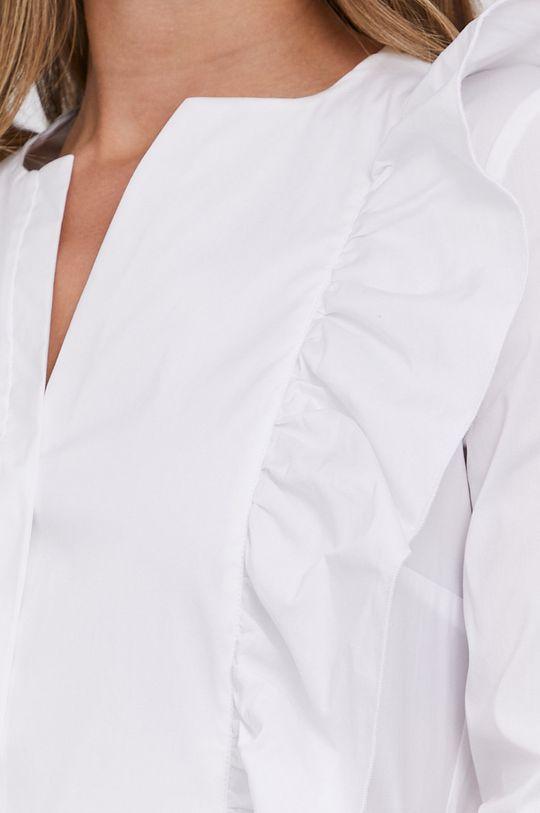 Patrizia Pepe - Koszula biały