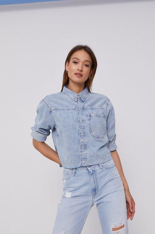 Calvin Klein Jeans - Košile modrá