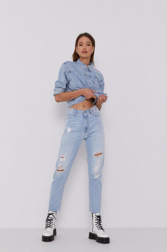 modrá Calvin Klein Jeans - Košile