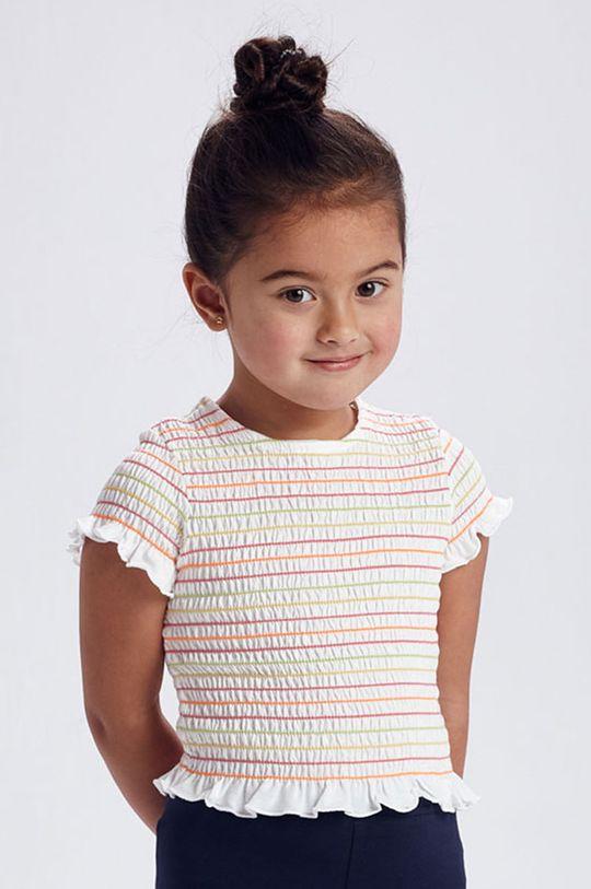 multicolor Mayoral - Bluzka dziecięca Dziewczęcy