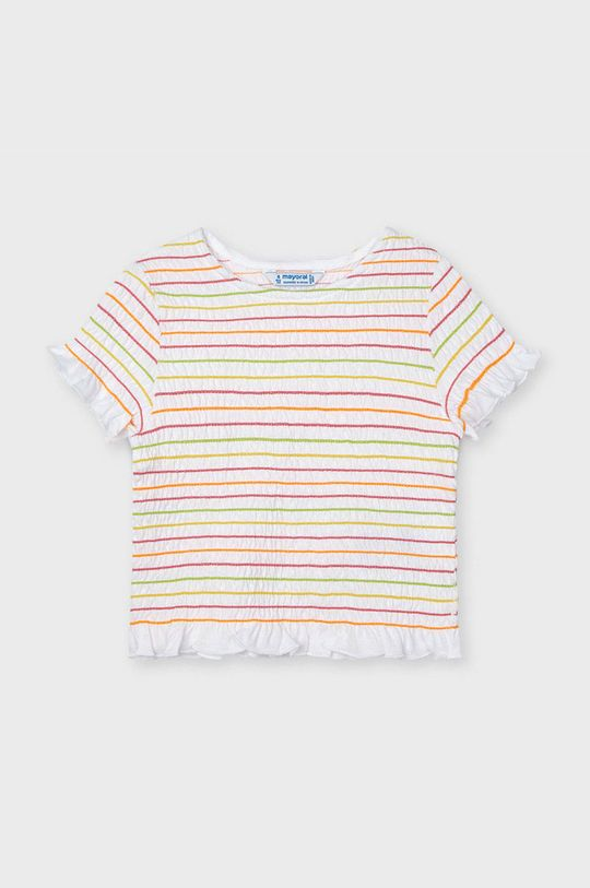 Mayoral - Bluzka dziecięca multicolor