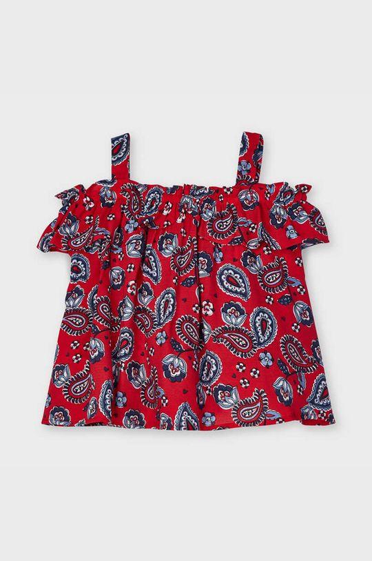 czerwony Mayoral - Bluzka dziecięca
