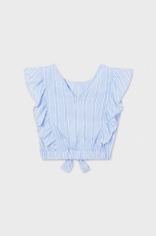 niebieski Mayoral - Bluzka dziecięca