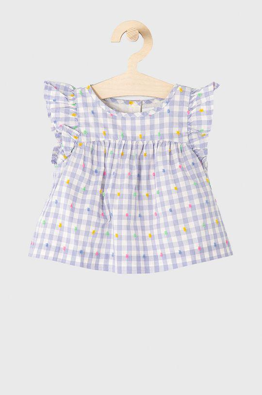 blady niebieski GAP - Bluzka dziecięca 74-110 cm Dziewczęcy