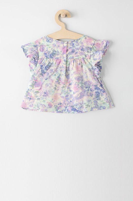 GAP - Bluzka bawełniana dziecięca 104-176 cm lawendowy