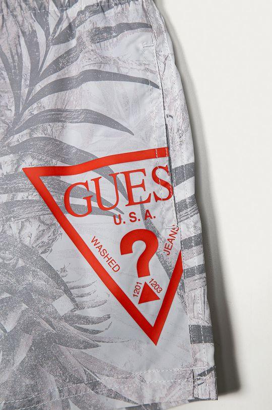 Guess - Detské plavkové šortky 104-175 cm sivá