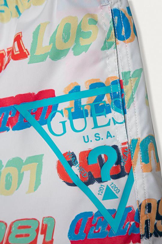 Guess - Dětské plavkové šortky 104-175 cm vícebarevná