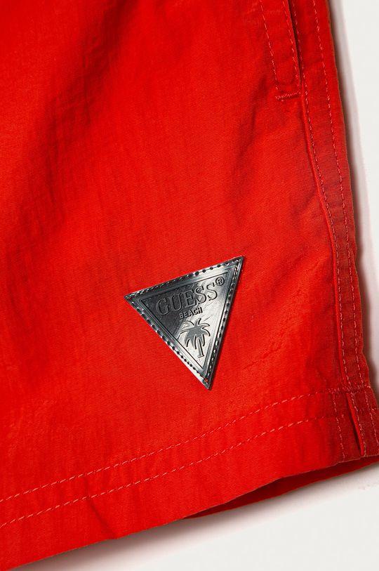Guess - Dětské plavkové šortky 104-175 cm oranžová