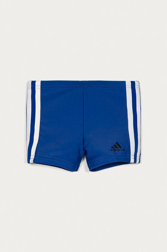 modrá adidas Performance - Dětské plavky 92-176 cm Chlapecký