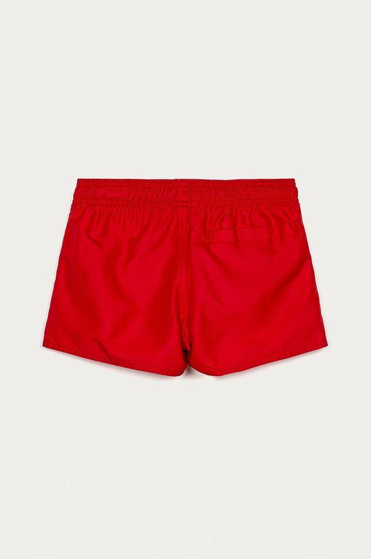 adidas Performance - Dětské plavkové šortky 116-158 cm červená
