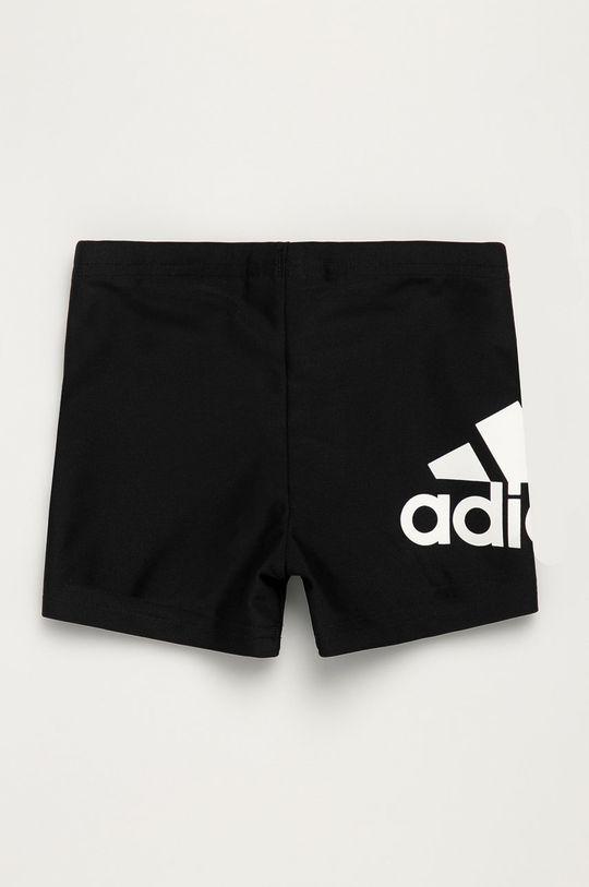 czarny adidas Performance - Kąpielówki dziecięce Chłopięcy