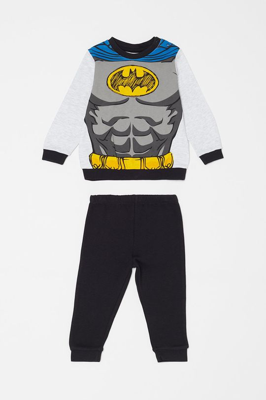 šedá OVS - Dětské pyžamo 74-98 cm Chlapecký