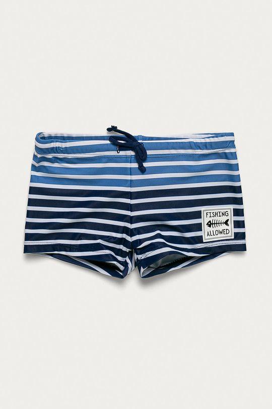 modrá OVS - Dětské plavky 104-128 cm Chlapecký