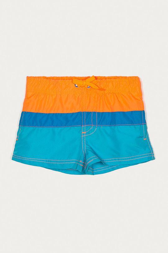 modrá OVS - Detské krátke nohavice 104-128 cm Chlapčenský