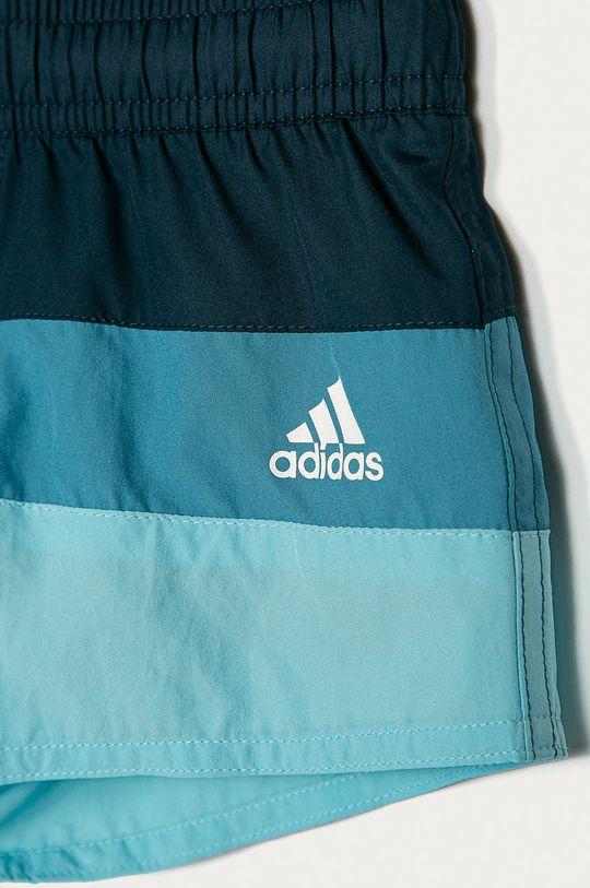 adidas Performance - Dětské plavkové šortky 92-176 cm námořnická modř