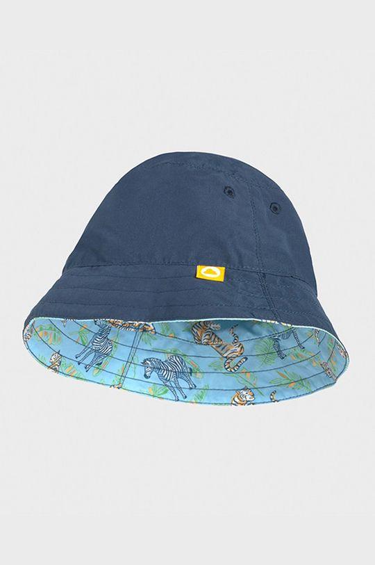 Mayoral - Sada - koupací šortky a klobouk světle modrá