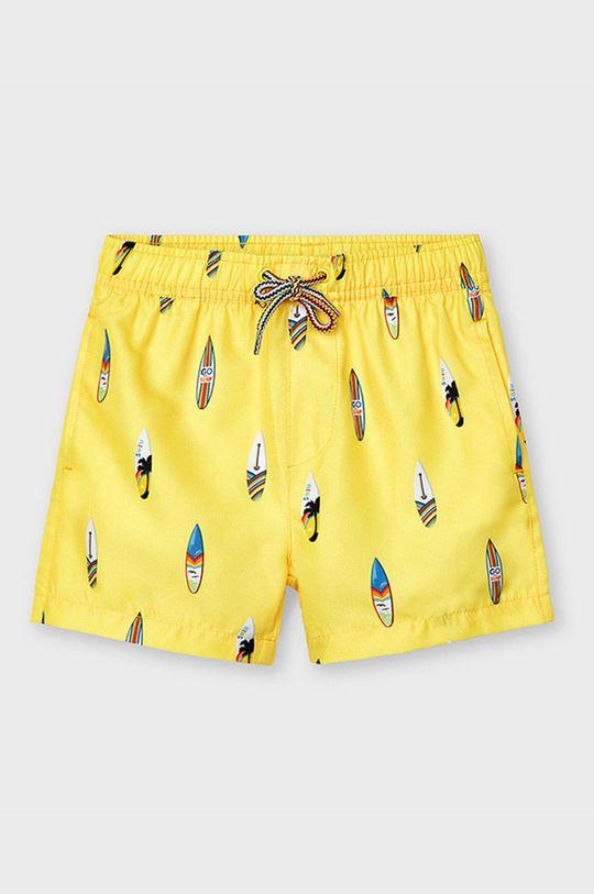 svetlobéžová Mayoral - Detské plavkové šortky Chlapčenský