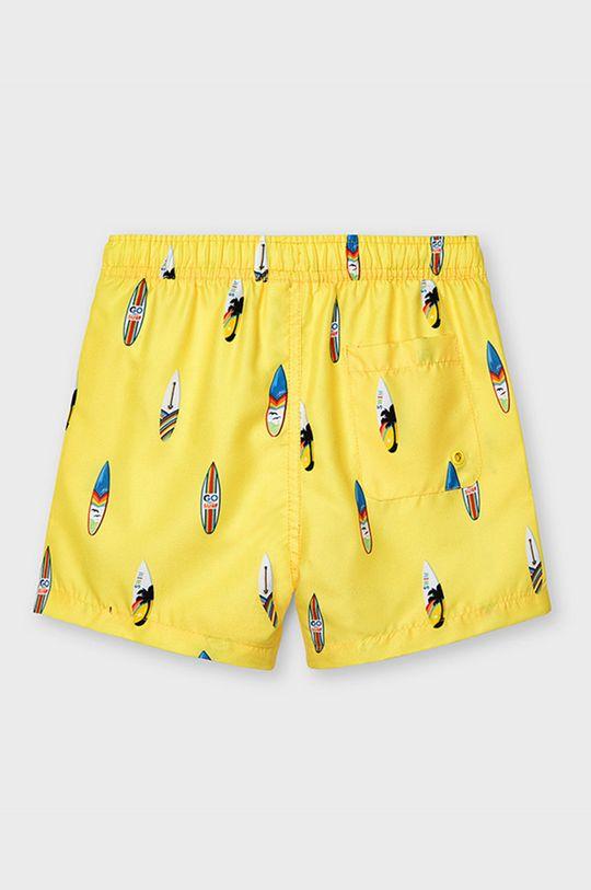 Mayoral - Detské plavkové šortky svetlobéžová