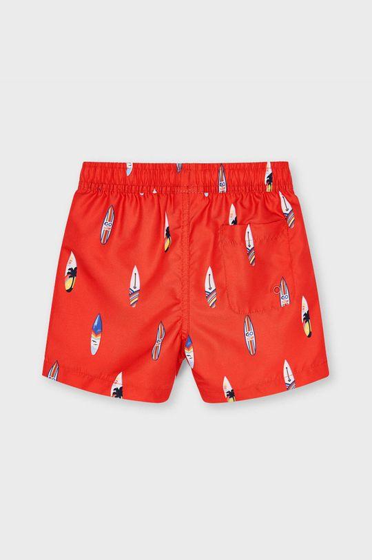 Mayoral - Dětské plavkové šortky mandarinková