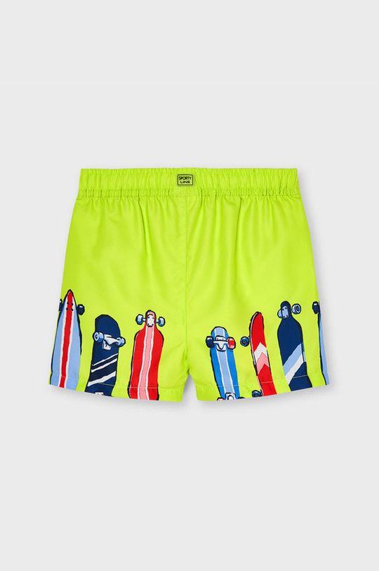 Mayoral - Detské plavkové šortky žltá