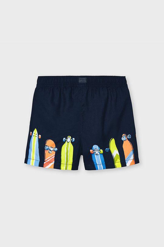 Mayoral - Detské plavkové šortky tmavomodrá