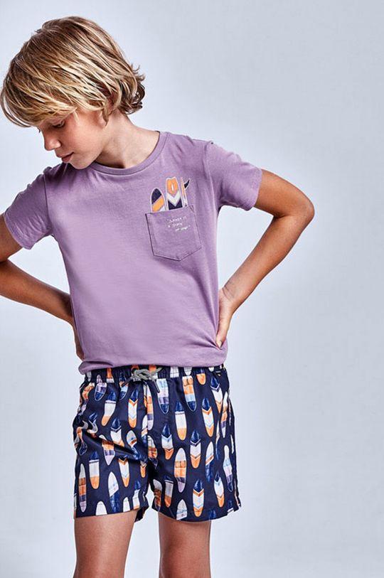 Mayoral - Pantaloni scurti de baie copii bleumarin