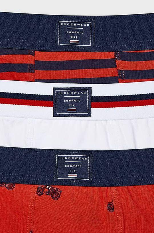 Mayoral - Dětské boxerky (3-pack)  95% Bavlna, 5% Elastan
