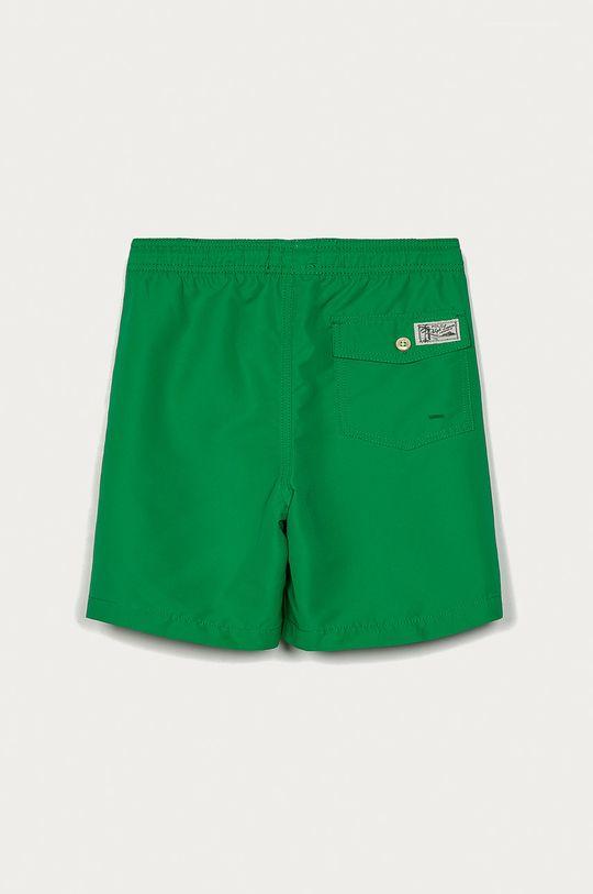Polo Ralph Lauren - Szorty kąpielowe dziecięce 134-176 cm zielony