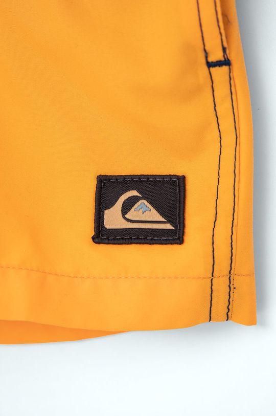 Quiksilver - Dětské plavkové šortky  Podšívka: 100% Polyester Hlavní materiál: 100% Recyklovaný polyester