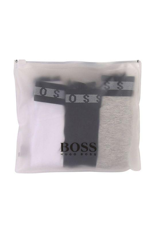 Boss - Dětské boxerky (3-PACK)  92% Bavlna, 8% Elastan