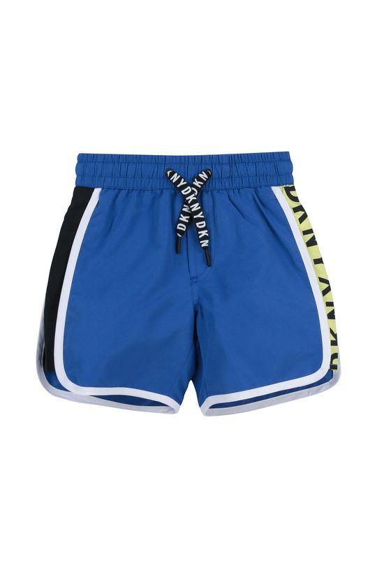 fialová Dkny - Dětské plavkové šortky Chlapecký