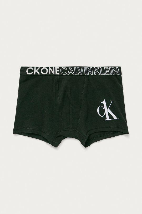 negru Calvin Klein Underwear - Boxeri copii CK One (2-pack) De băieți